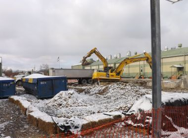 Demolition of a Former Industrial Building with PCB Concrete and Paint in Ohio