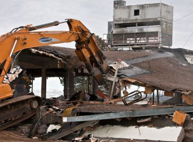 Demolition of a Former Warehouse Building with PCB Concrete and Paint in Central Ohio