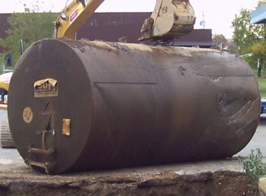 Diesel Underground Storage Tank Closure in Beaver County, Pennsylvania