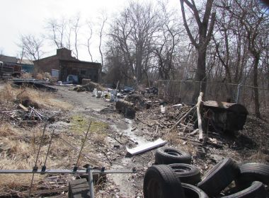 Former PCB-impacted Waste Disposal and Burn Area in Kanawha County, West Virginia