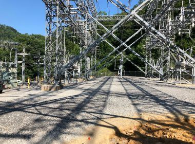 Field Screening of PCB-Impacted Soils at an Electric Power Substation in McDowell County, WV