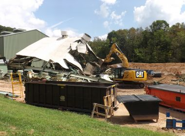 PCB-impacted Compressor Building and Office Demolition in Pike County, Pennsylvania