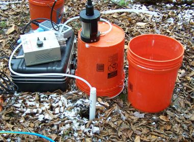 Quarterly Groundwater Sampling at Former Manufactured Gas Plants in Indiana