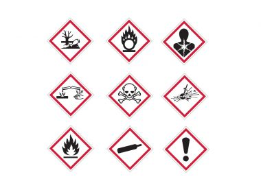 The Globally Harmonized System of Classification and Labelling of Chemicals
